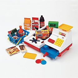 Supermarket Checkout Play Set