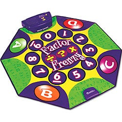 Factor Frenzy Math Game