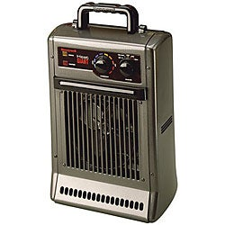 Honeywell All-metal Heater