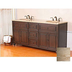 Oriel 72-inch Double Sink Bathroom Vanity