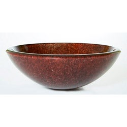 DeNovo Specktacular Flecked Browns Vessel Sink
