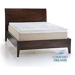 Comfort dreams twin extra large 17 inch pillow top memory foam mattress 11341992 overstock Best deal on twin mattress