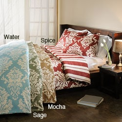 Havana Floral 3-piece Duvet Cover Set