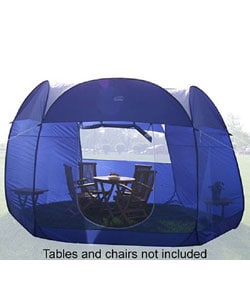 Pop-up Portable Hexagonal Screen Room (14' x 8)
