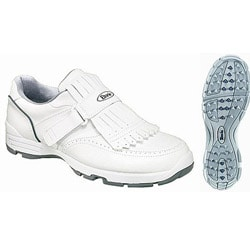 Etonic Velcro & Kiltie Men's Spikeless Golf Shoes