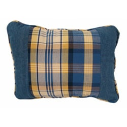 Newport Decorative Pillows Set Of 2 : Newport Plaid Throw Pillows (Set of 2) - Overstock Shopping - Great Deals on Throw Pillows