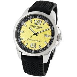 Stuhrling Original Men's 'Monterey' Swiss Quartz Watch