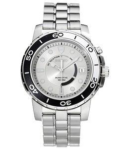 Seiko Kinetic Men's Steel Quartz Watch