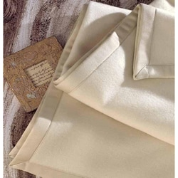 Angela Italian-made Cashmere Lambswool Blanket