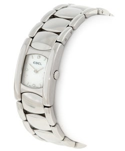 Ebel Beluga Manchette Mother of Pearl Watch