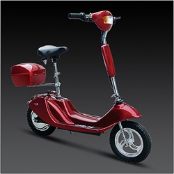 Electric Sit-down Scooter