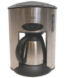 Melitta ME10TDS 10-cup Programmable Coffee Maker (Refurbished) - 1137426 - Overstock.com ...