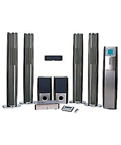 Nakamichi Sound Space 21 Home Theater System