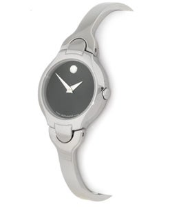 Movado Kara Women's Stainless Steel Bracelet Watch