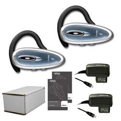 Jabra BT350 Bluetooth Wireless Headset (Case of 2 in Bulk Packaging) - Discontinued Indefinitely