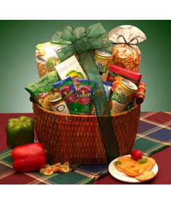 Heart Healthy Low Fat Gift Basket.