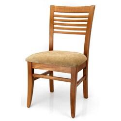 Rachel Wheat Venetian Cherry Side Chair (Set of 2)