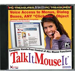 Talk It Mouse It Software