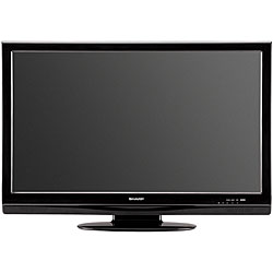Sharp Inch Lcd Hdtv Refurbished Overstock