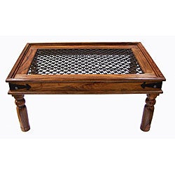 Rustic Indian Rosewood Coffee Table India 11402368 Shopping Top Rated