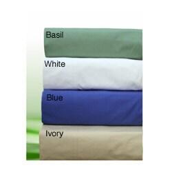 Stretch Pocket 240 Thread Count Cotton Sheet Set