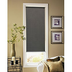 Solar Bronze Roller Window Shade (18 in. x 72 in.)