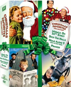 Christmas Favorites Collection (DVD)