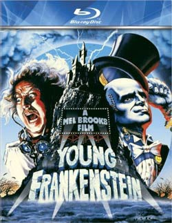 Young Frankenstein (Blu-ray Disc)