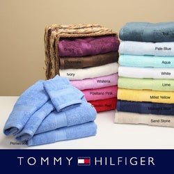 Tommy Hilfiger 6-piece Luxury Soft Towel Set