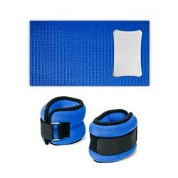 Mat & Wrist / Ankle Weights for Nintendo Wii Fit