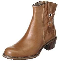 Wonderful Red Wing Boots Womens 85 B Brown Ankle Shoes Leather Work Steampunk