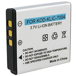 Kodak KLIC-7004 / Fuji NP-50 Compatible Battery