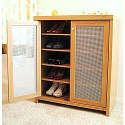 Two-door Shoe Cabinet