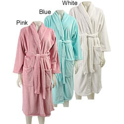 Dream Lover Women's Shawl Collar Long Wrap Robe