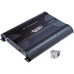 Legacy 1600-watt 2-channel Bridgeable MOSFET Amp
