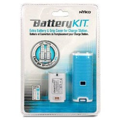 Wii - Nyko Wii Battery Kit for Charge Station - By Nyko