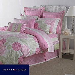 Tommy Hilfiger Hibiscus Hill 4-piece Duvet Cover Set