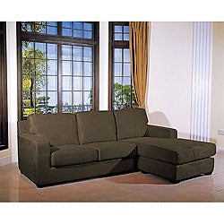 Vogue Reversible Chaise Sectional