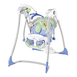 Fisher Price Baby Swing 'n Glider