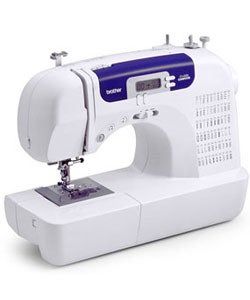 Brother CS6000 Computerized LCD Sewing Machine (Refurbished)