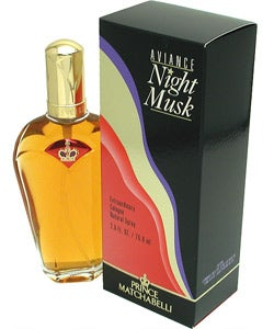 Aviance Night Musk Cologne Spray 2.6-ounce for Women