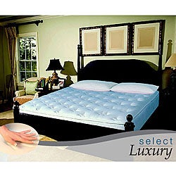 Select Luxury 11-inch King-size Memory Foam with CoolMax Cover