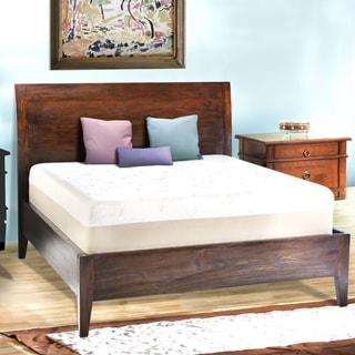 Comfort Dreams Select-A-Firmness 14-inch Twin-size Memory Foam Mattress