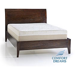 Comfort Dreams Select-A-Firmness 14-inch Queen-size Memory Foam Mattress