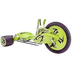 Huffy Green Machine Large Wheel Tricycle