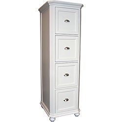 Aspen 4-drawer File Cabinet