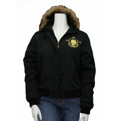 Disney Women's Black Tweety Jacket