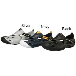 deck cruiser shoe black brown navy white 3382443 speedo