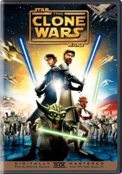 Star Wars: The Clone Wars (DVD)