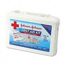 Johnson & Johnson 25-person First Aid Kit